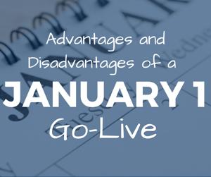 january 1 go live