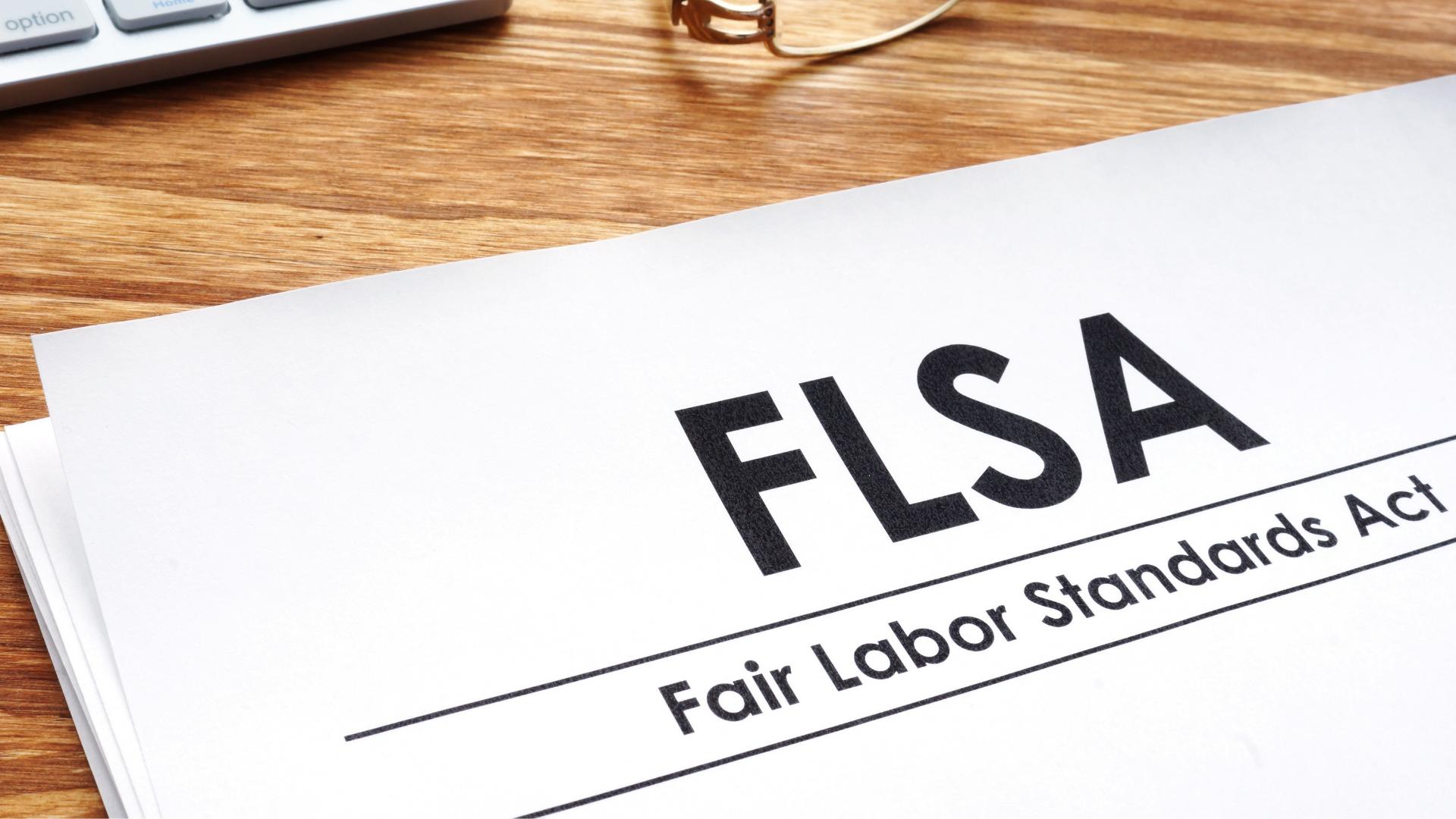 FLSA Exemption Classification Facts